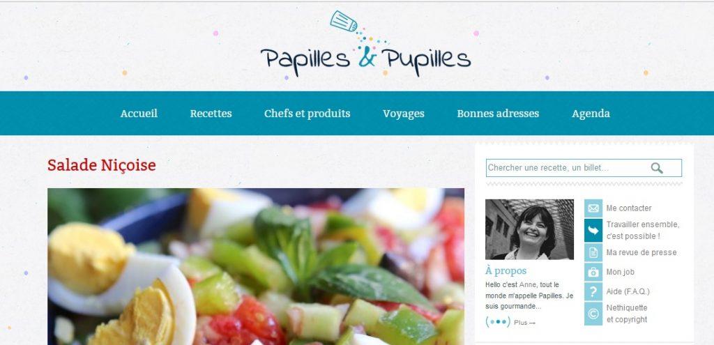 jak zarabiać w internecie, PAPILLES ET PUPILLES SUCCESS STORY