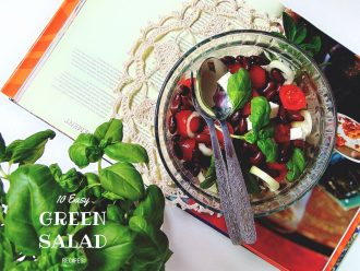 Proste sałatki. 10 Easy Green Salad Recipes