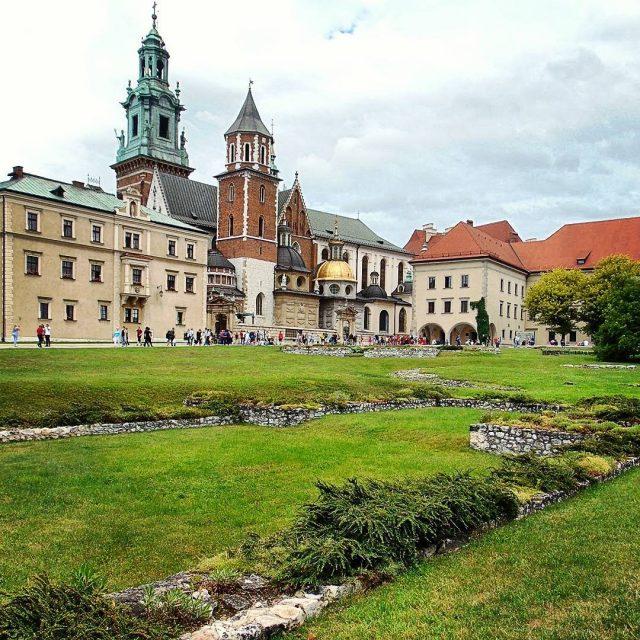 Visiting Central Europe Krakow Wawel traveldeeper travelingram typkrakow streetphotography landscapehellip