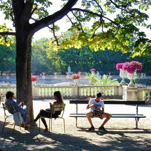 Paris Jardin de Luxembourg Ich troje seemyparis garden iglobalphotographers igerparishellip