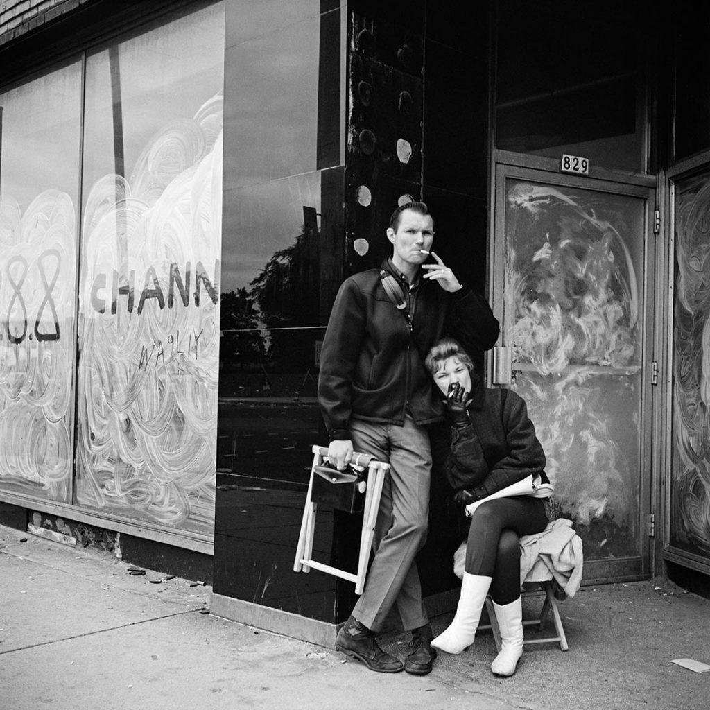 Vivian Maier scenki uliczne Undated, Milwaukee, Wisconsin