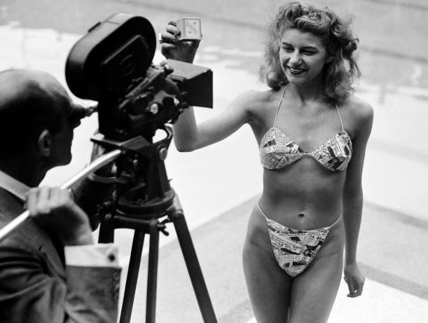 bikini Micheline Bernardini