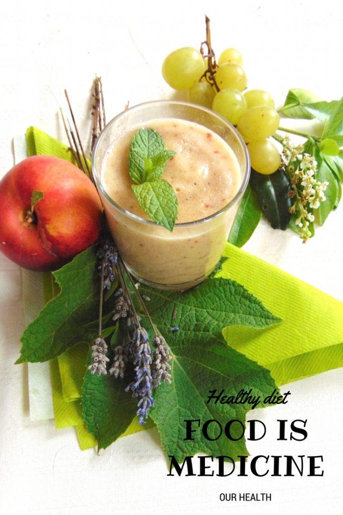 jak żyć zdrowo Food Is Medicine