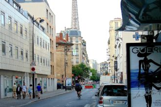 weekend w Paryżu, Paris life