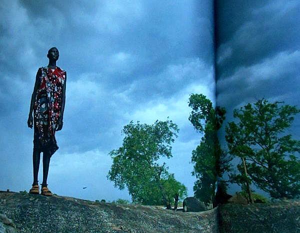 PODSTAWY FOTOGRAFII, Jak robić ładne zdjęcia CZEKAJAC NA DESZCZ SUDAN FOTO FINBARR O'REILLY