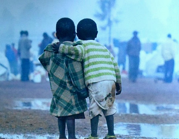 PODSTAWY FOTOGRAFII, Jak robić ładne zdjęcia OBOZ UCHODZCOW KENIA GEORGINA CRANSON FOTO