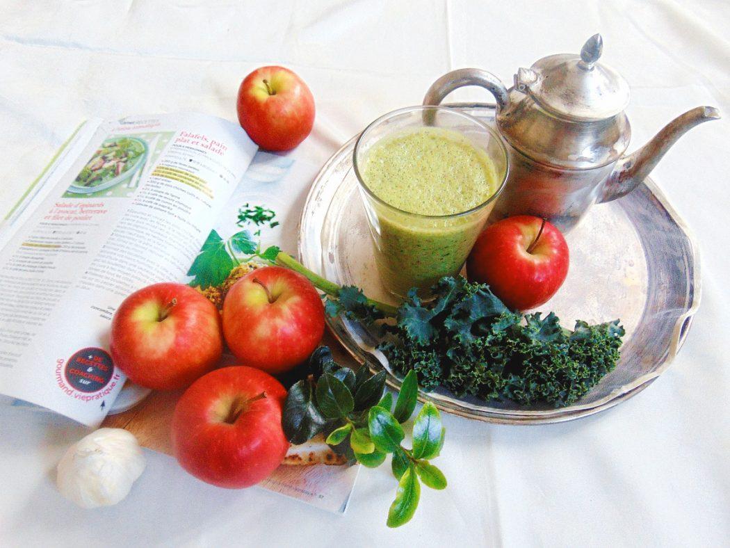 zdrowe odżywianie smoothie