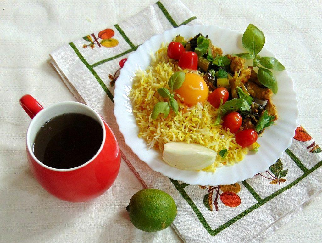 zdrowe odżywianie kuchnia perska