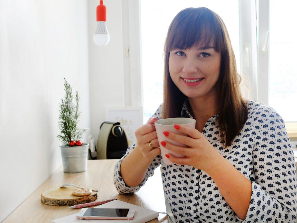 Ania Legenza Niebalaganka
