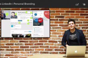 marketing w social media LINKEDIN