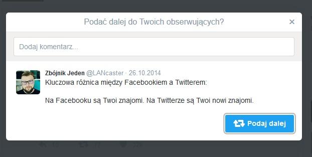 jak korzystać z twittera TWITTER KURS BLOGOWANIA