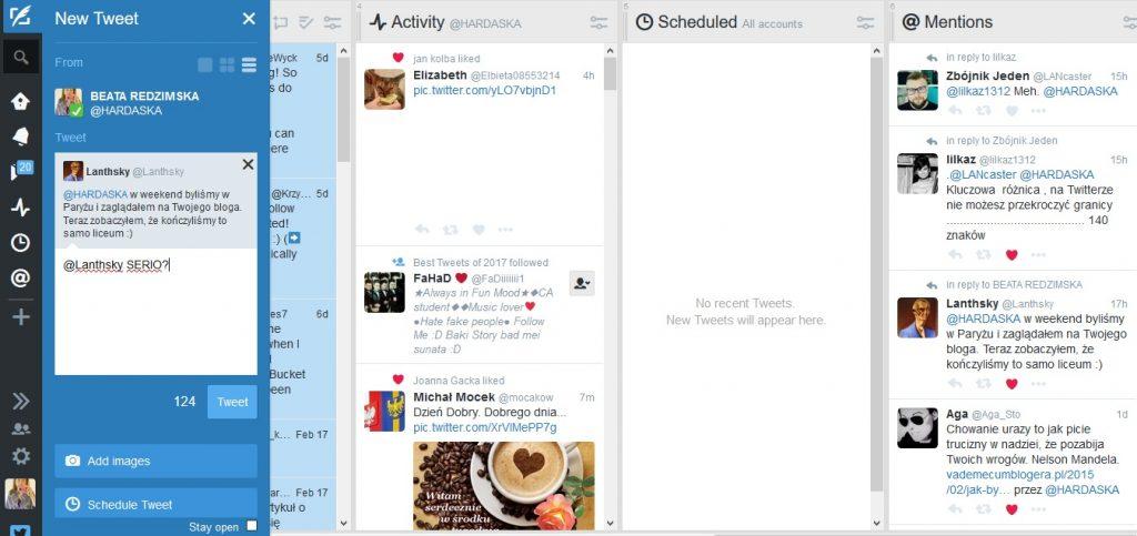 jak korzystać z twittera twitter