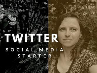 TWITTER SOCIAL MEDIA STARTER