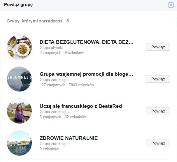 Grupa facebook. Czy warto zakładać grupę na Facebooku? jak połączyć fanpaga z grupą na Facebooku