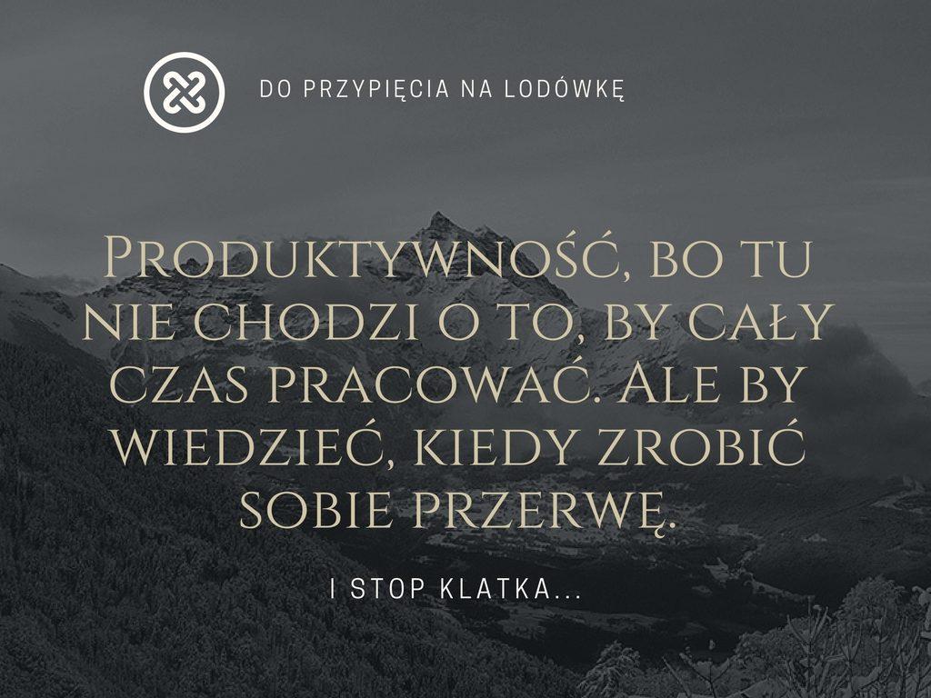 produktywność, zarządzanie czasem, jak zwiększyć produktywność, jak dobrze zorganizować czas, jak organizować czas