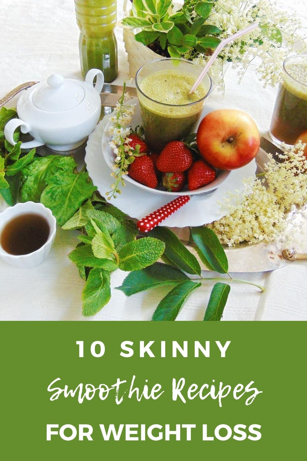 10 SKINNY SMOOTHIE RECIPES FOR WEIGHT LOSS ZDROWE SMOOTHIE