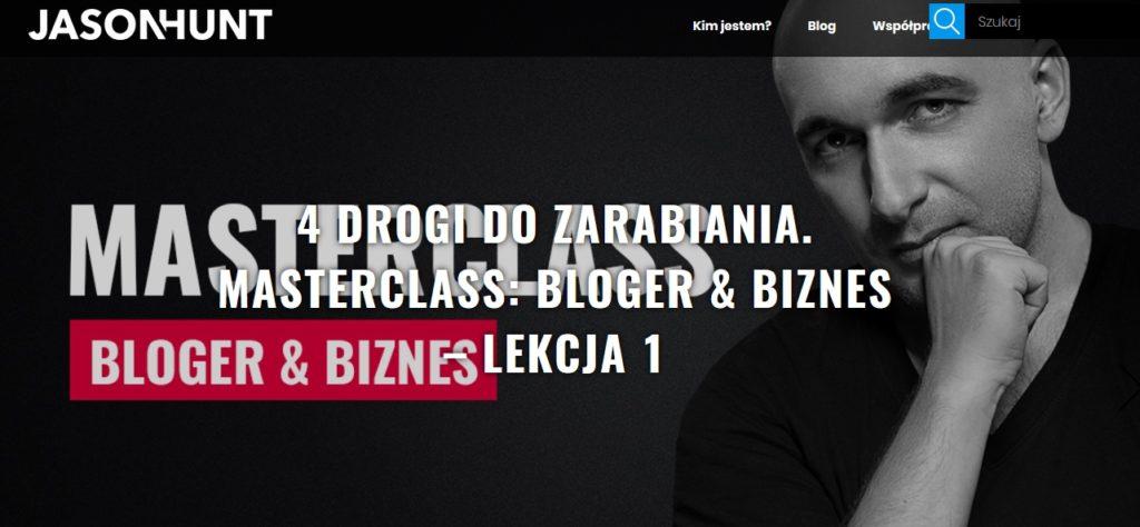 blog i blogger