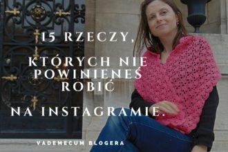 prowadzenie instagrama, marketing na instagramie
