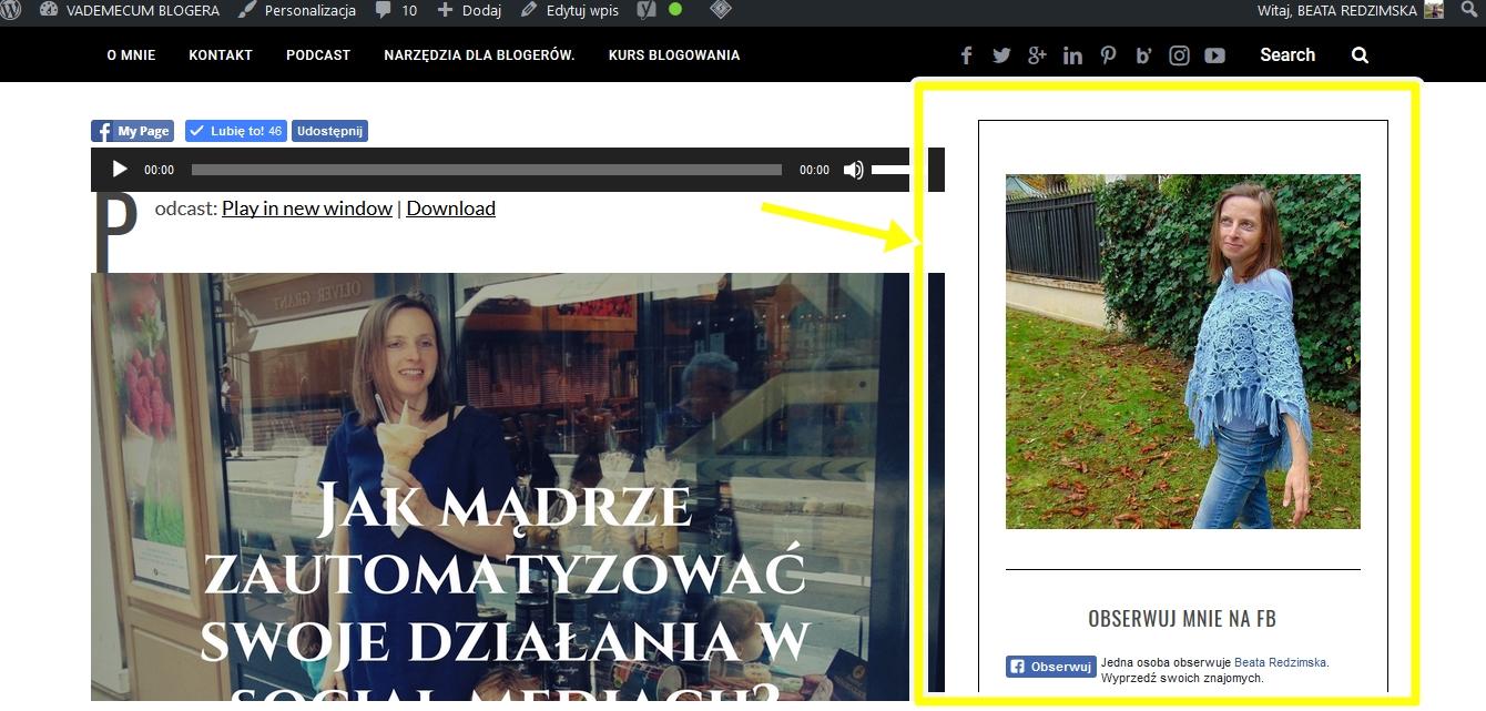 Jak włączyć możliwość subskrybowania swojego prywatnego profilu na Facebooku.