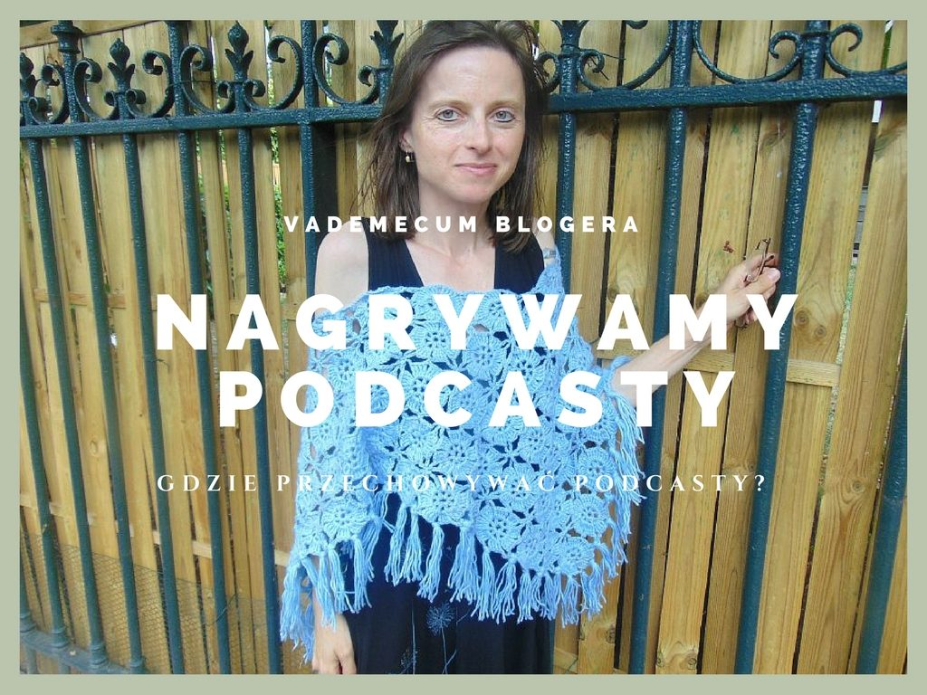 Nagrywanie podcastów: Gdzie przechowywać podcasty?