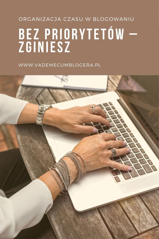Organizacja Czasu W Blogowaniu (1)