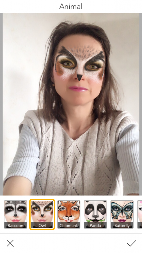 jak zrobić selfie smartfonem, aplikacja do edycji selfie