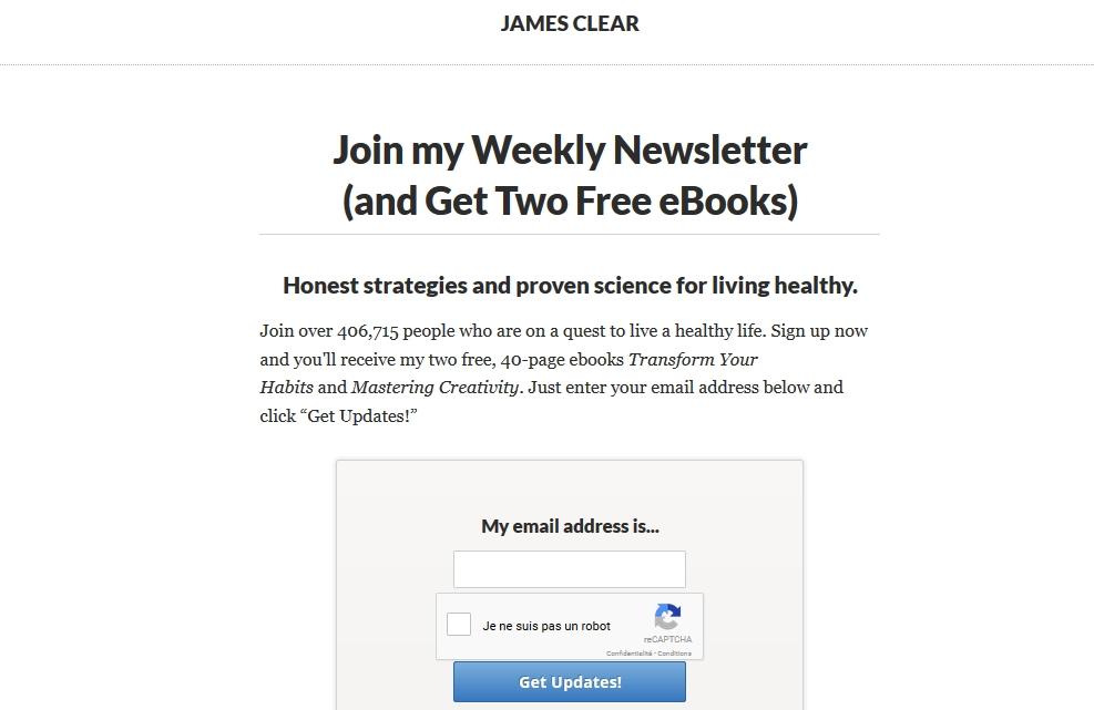 newsletter jak pisać, newsletter przykłady