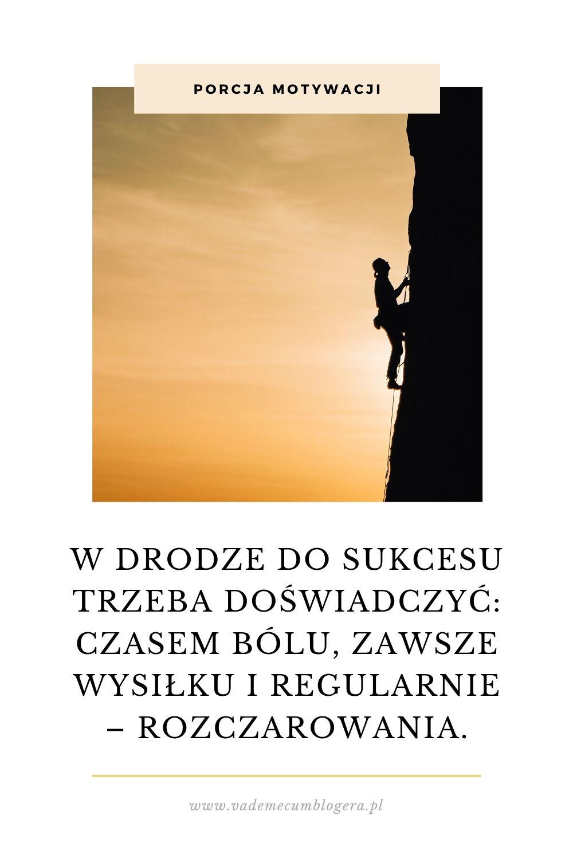 cytaty o sukcesie