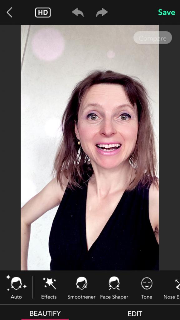 aplikacja do edycji selfie, aplikacje do upiększania selfie, Jak szybko zrobić idealne selfie? Aplikacje do edycji zdjęć na telefon.