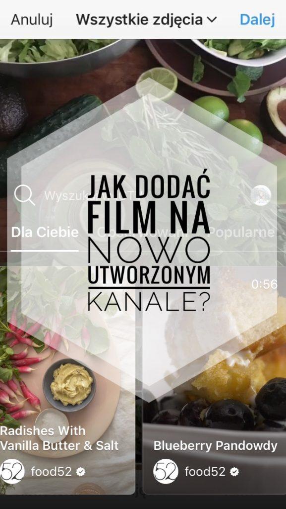 Telewizja na Instagramie, czyli IGTV.