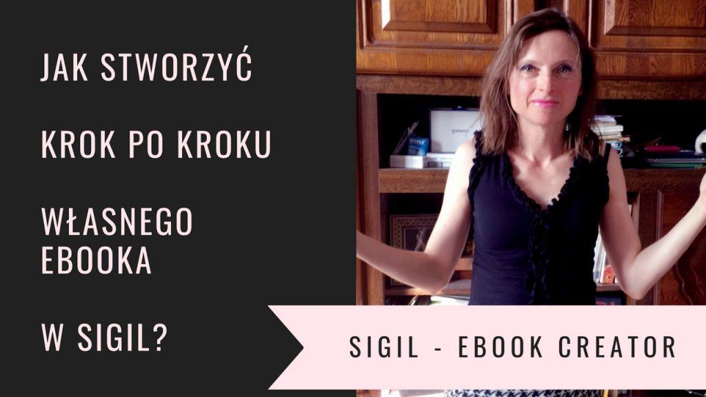 Jak stworzyć ebooka w SIGIL?