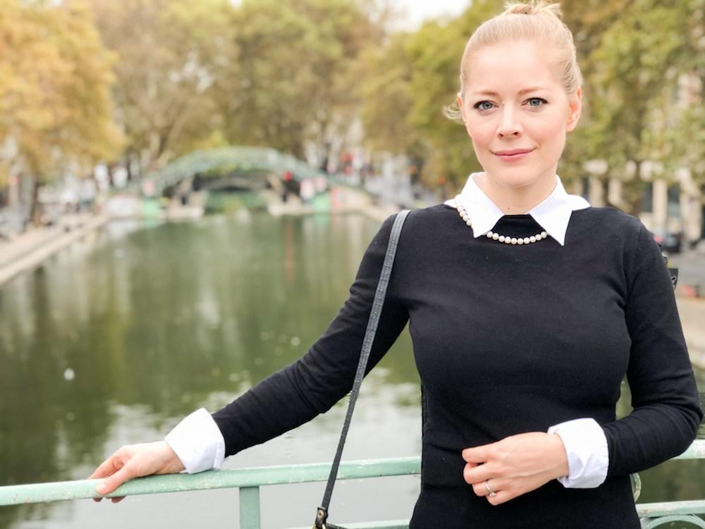 Emigrantki piszą bloga. Monika Wojciechowska z bloga Paris by Moni.