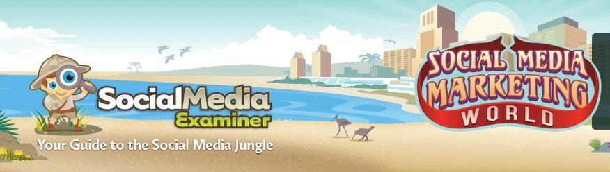 podcast o marketingu, biznesie online, social mediach SOCIAL MEDIA EXAMINER