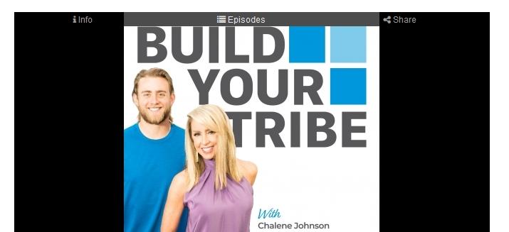 podcast o marketingu, biznesie online, social mediach BUILD YOUR TRIBE