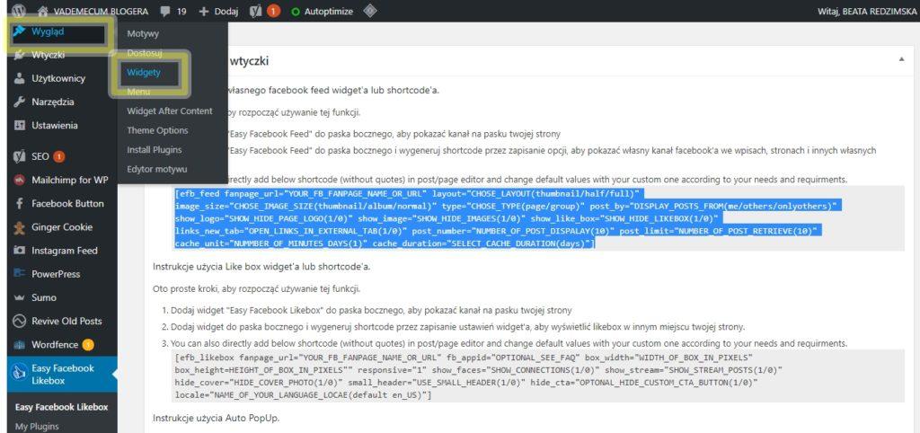 facebook wordpress pop up plugin