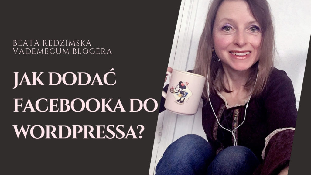 Jak dodać Facebooka do wordpressa?