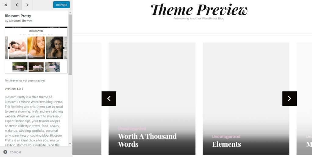 jak edytować szablon wordpress, jak spersonalizować szablon wordpress