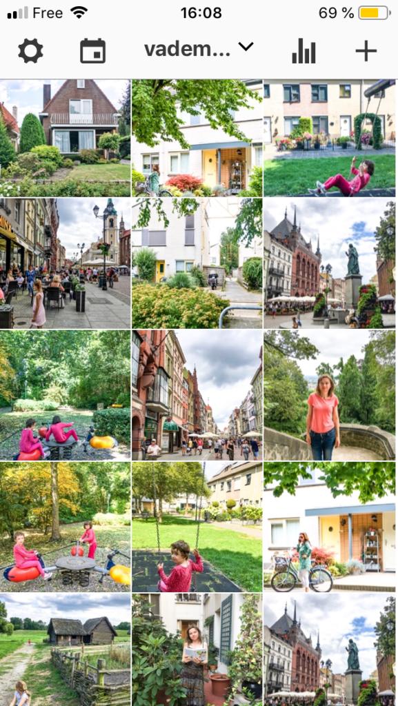 jak uzyskać spójny wizualnie profil na Instagramie_, Jak mieć ładnego instagrama