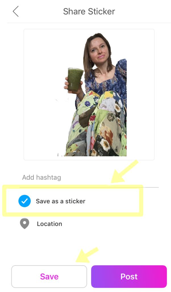Jak usunąć tło ze zdjęcia i dodać inne w aplikacji PicsArt?