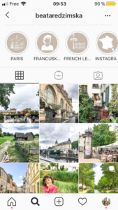 Jak poukładać insta stories, jak przygotować i jak dodać ujednolicone okładki do wyróżnionych insta stories na Instagramie.