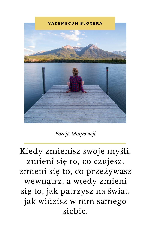 najlepszą rzeczą, którą możesz dla siebie i dla swoich problemów zrobić, to wyrobić w sobie nawyk pozytywnego myślenia. (18)