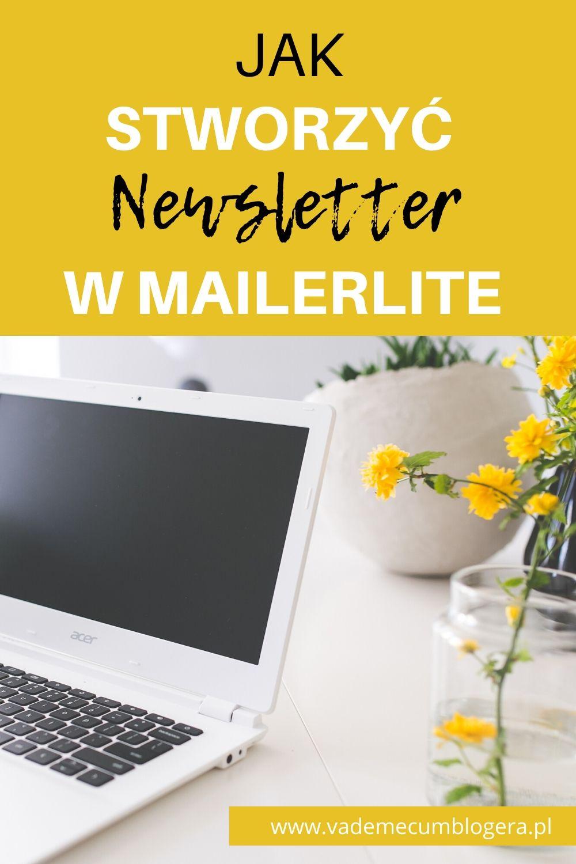 Jak Stworzyć Newsletter W Mailerlite Odc2? Jak stworzyć i osadzić na stronie formularz zapisu na newsletter przy użyciu MailerLite.