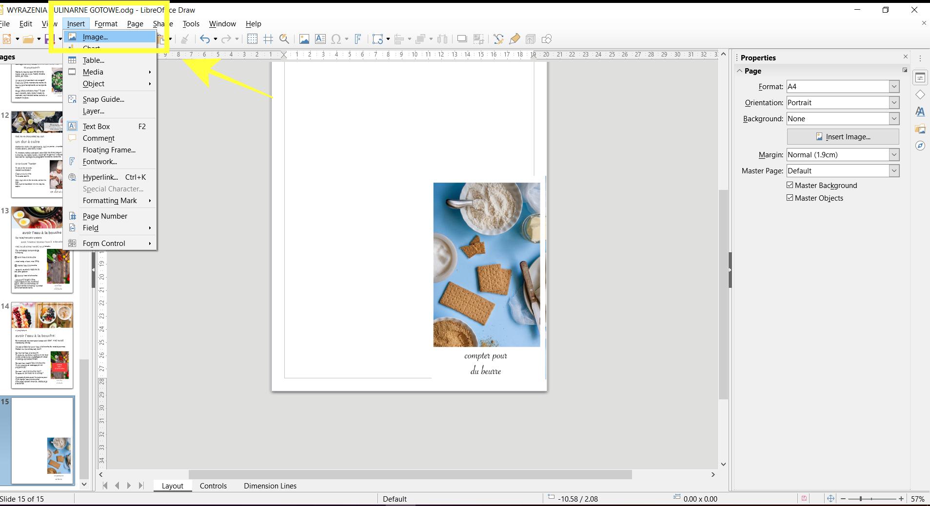 Jak przygotować ebook w darmowym programie Libre Office?
