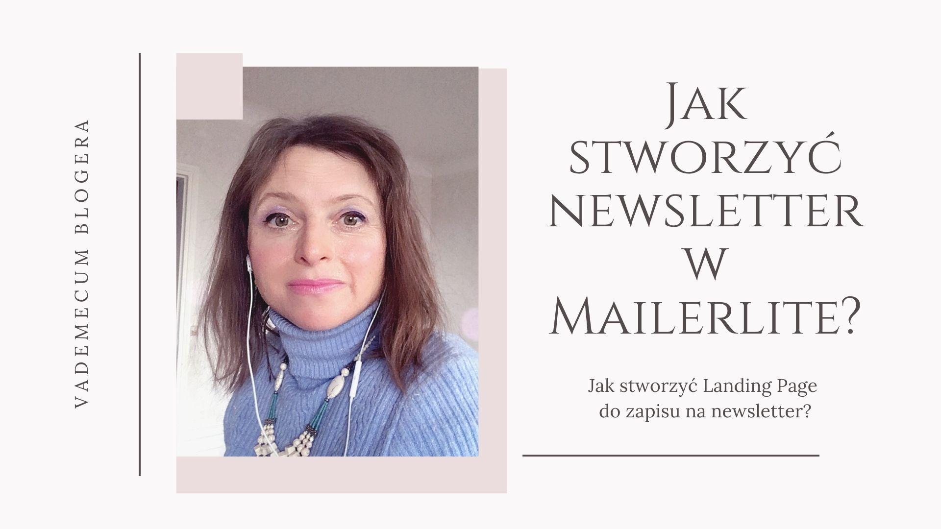 Jak stworzyć newsletter w Mailer Lite?0001 MAILER LITE 2