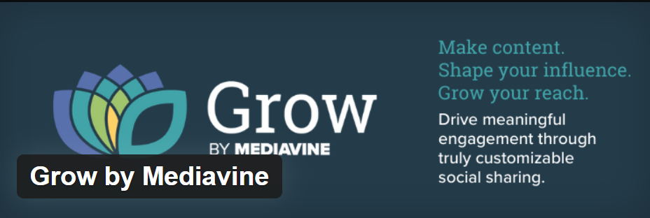 WordPress – Jak Dodać Przyciski Mediów Społecznościowych – WTYCZKA GROW BY MEDIAVINE
