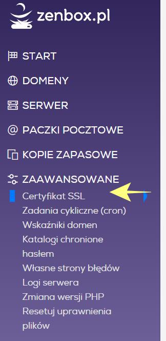 Jak dodać certyfikat SSL do wordpressa i zrobić przekierowanie z adresu http na https za darmo?