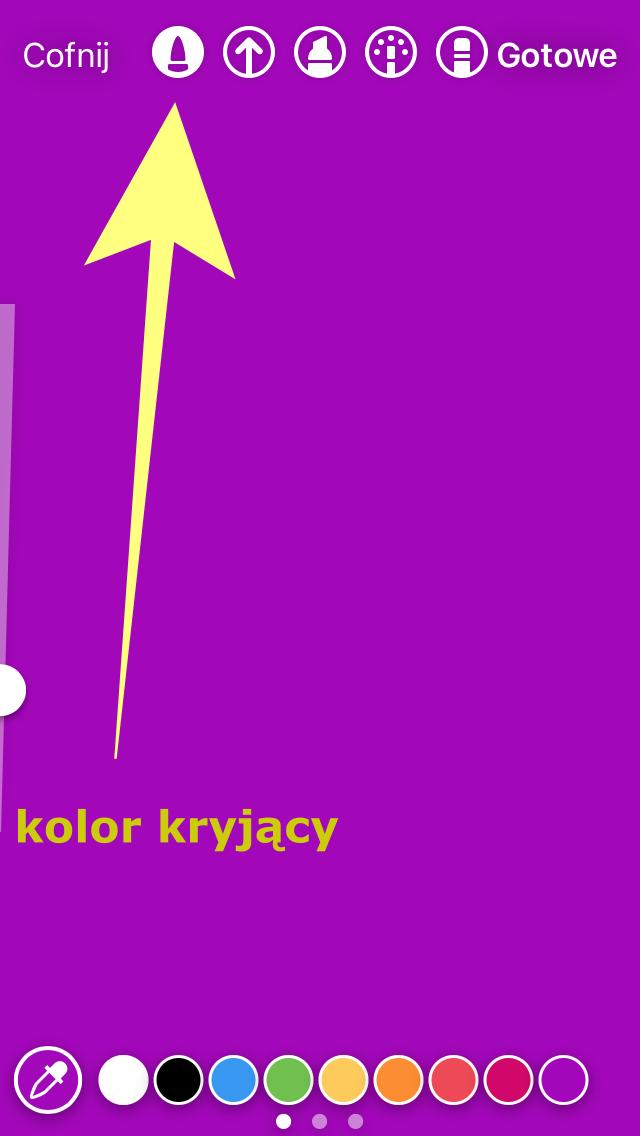 Sprytne triki z Instagrama: Jak zrobić kolorowy napis na Instastory? Jak stworzyć jednolite tło na Instastory? Jak nałożyć półprzezroczystą mgiełkę?